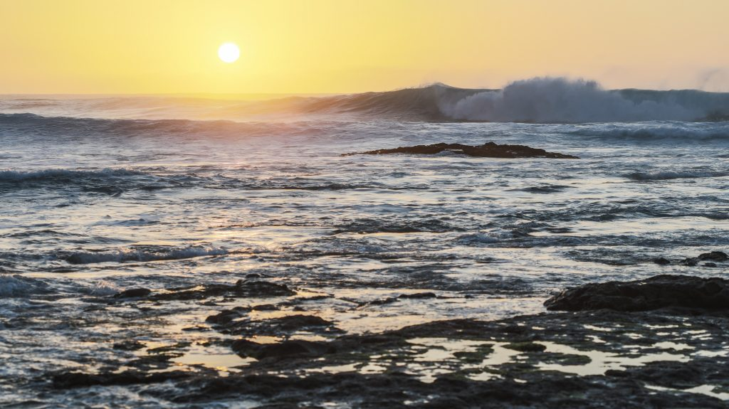 El mar como terapia