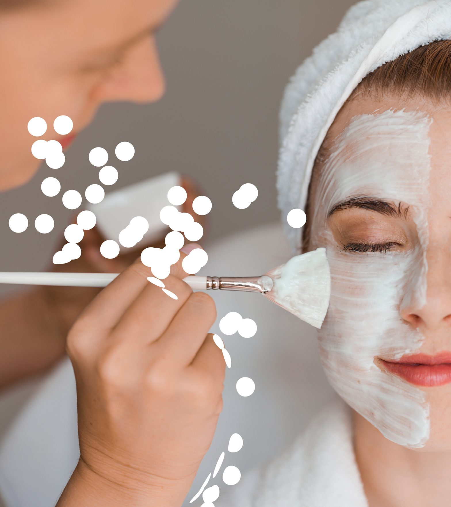 Kosmetik - Maske