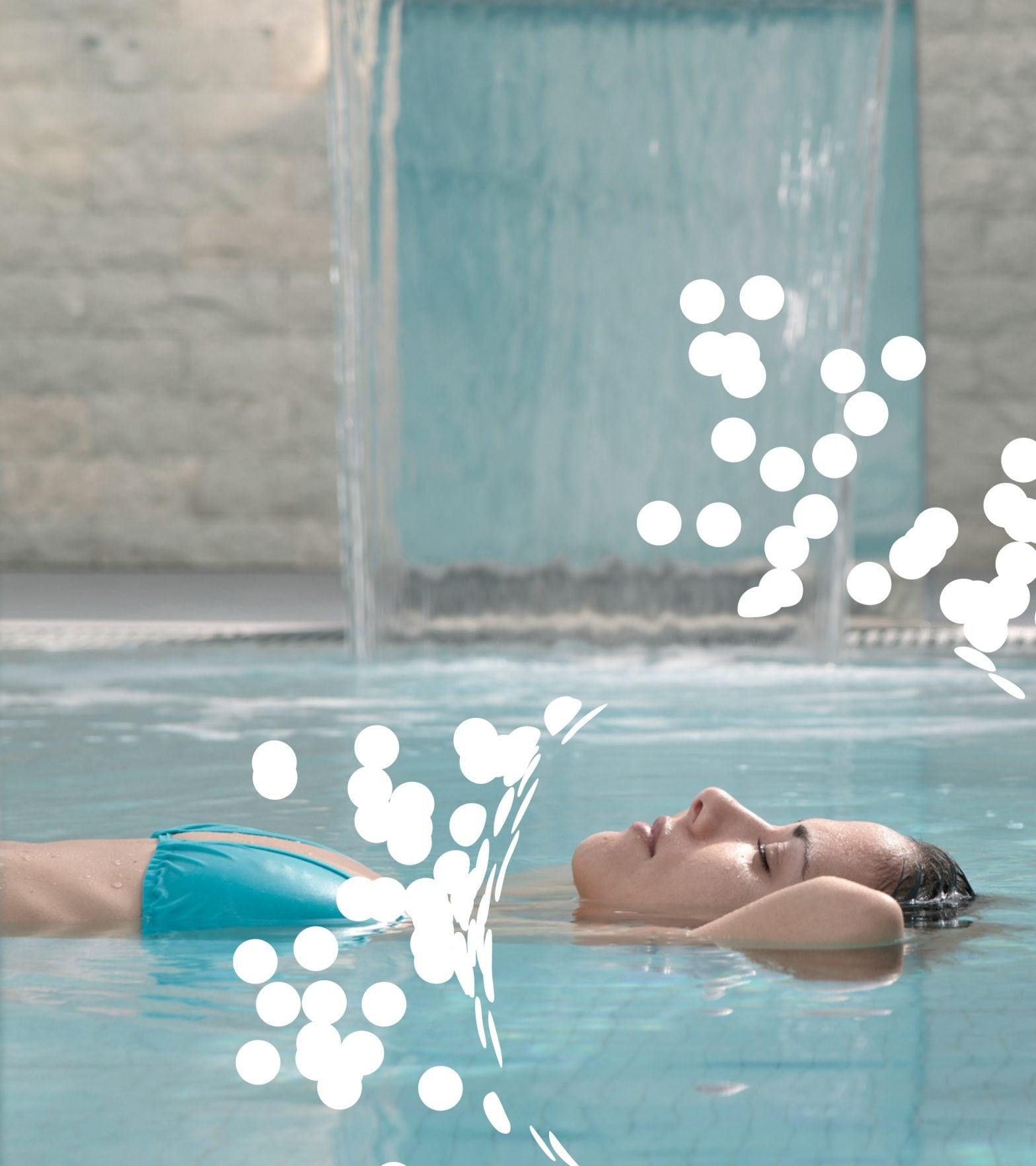 Thalasso Pool Frau