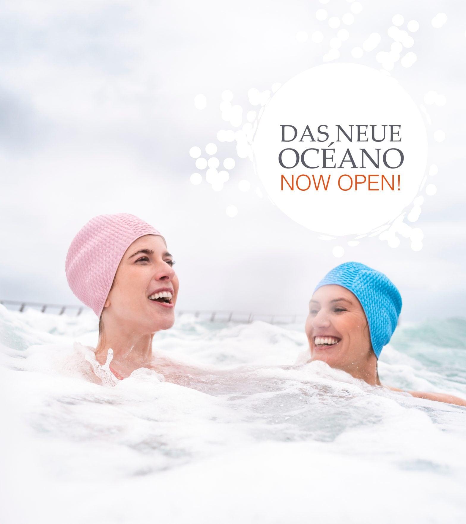 Start - Piscina Ladies - Now Open