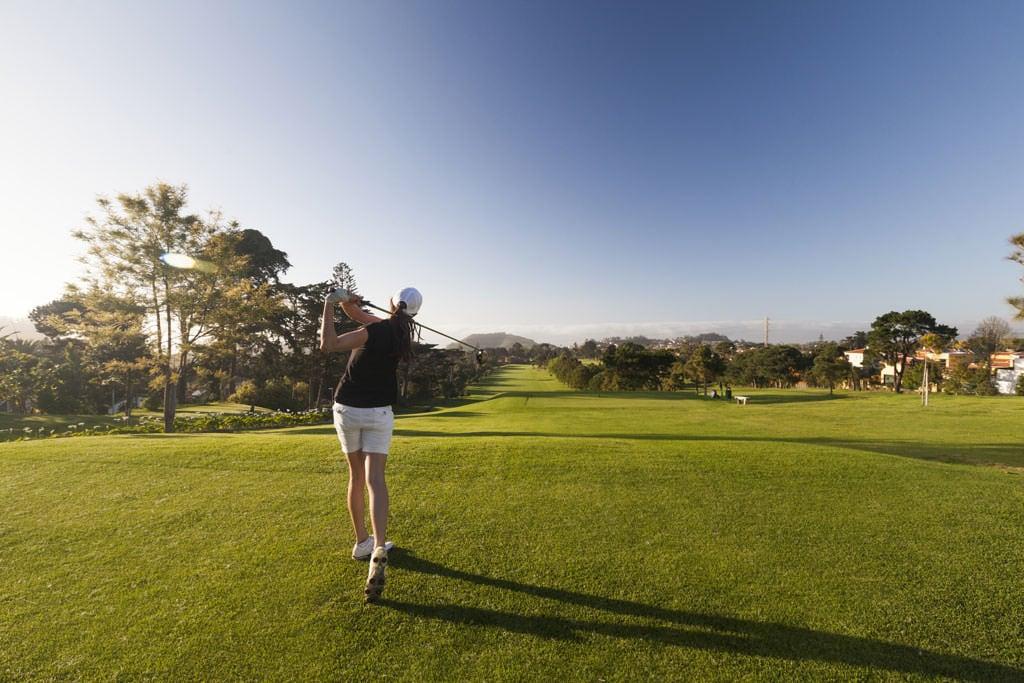 Königlich golfen