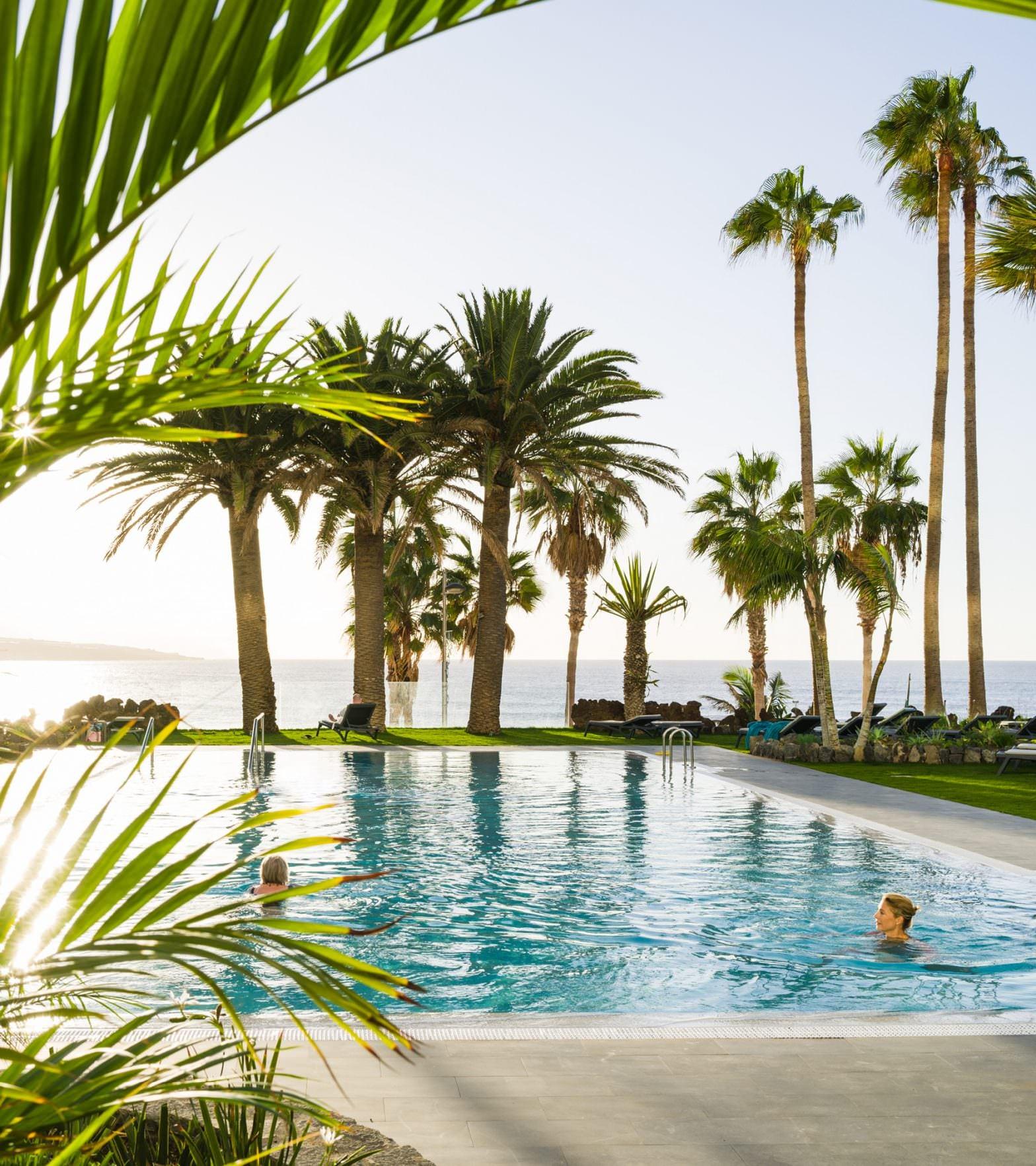 Palme Pool Infinity